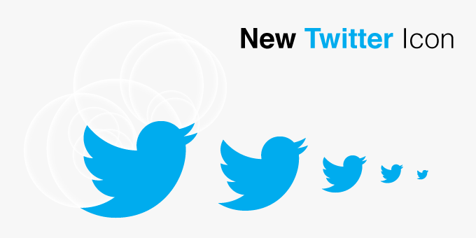 The New Twitter Icon in Vector Twitter Logo Vector Ai